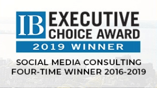 AmpliPhi - 4 consecutive InBusiness Magazine Executive Choice Awards for Social Media Consulting