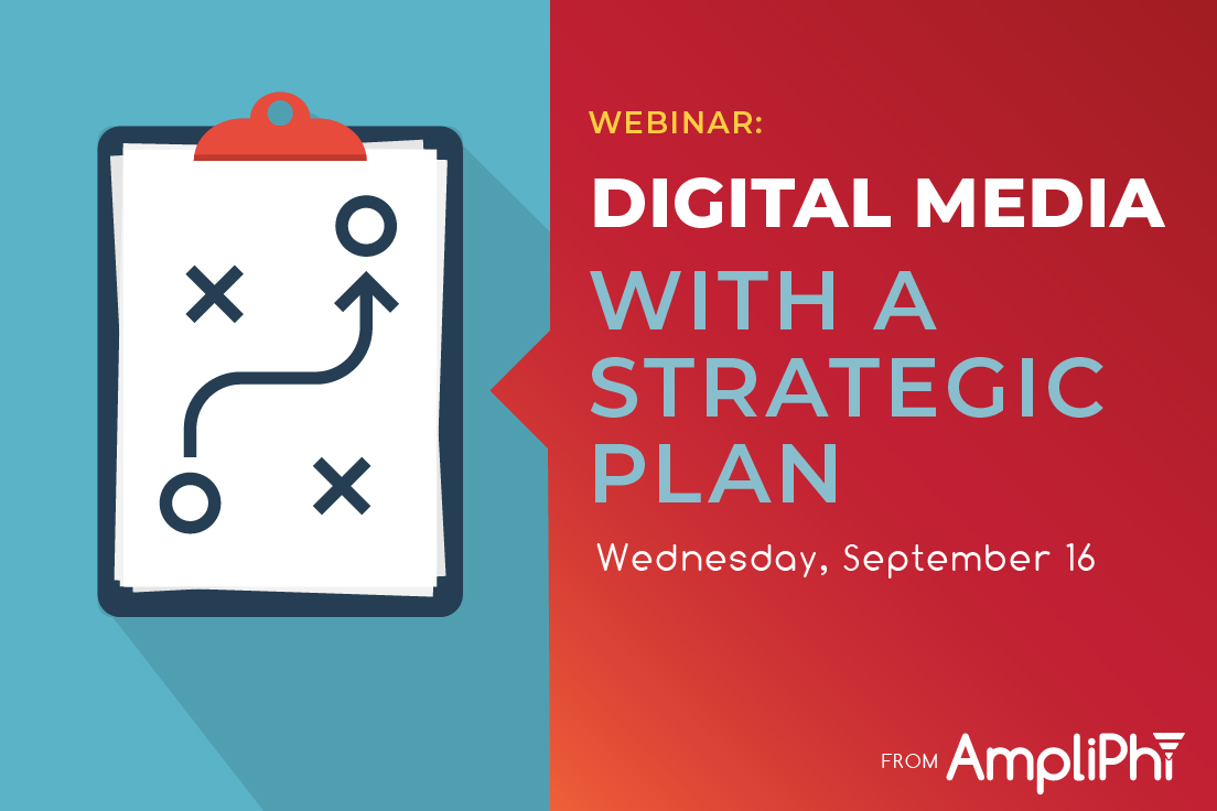 Digital Media Strategy Planning Webinar