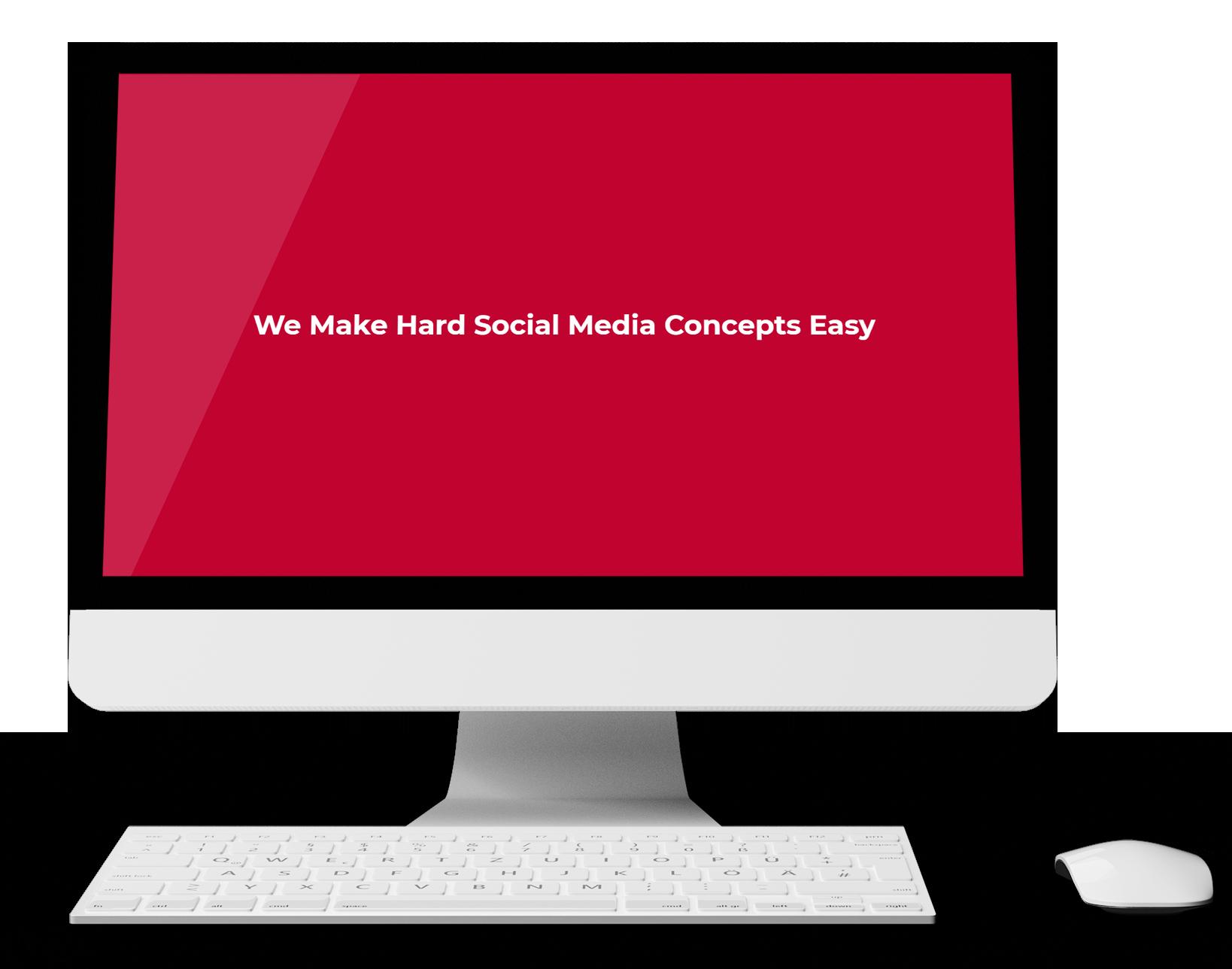 Example website using Lottie animation